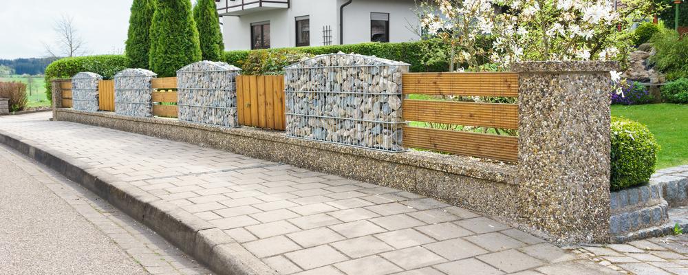 best gabion fences