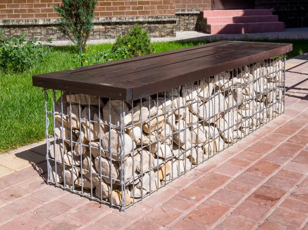 review for gabion benchesreview for gabion benches