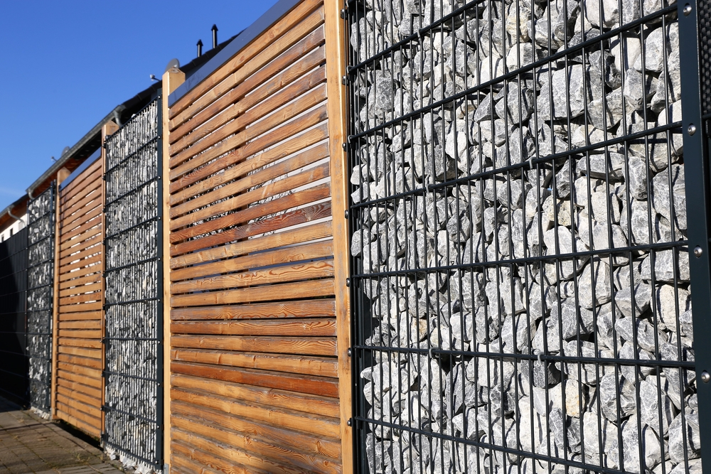gabion baskets in the USA